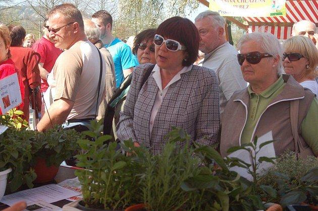 První farmářské trhy v Karlových Varech