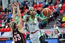 Basketbalistka KP Brno Jasmine Gill.