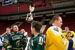 All-star game KHL nakonec ovládla karlovarská divize