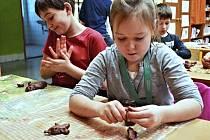 DO PROJEKTU Kreativní partnerství se zapojila i základní škola na náměstí Karla IV. v Nejdku.