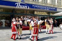 Karlovarský folklorní festival 2011