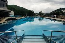 V neděli 22. srpna se po několika letech slavnostně otevřel venkovní bazén hotelu Thermal. Tímto dnem se otevřel i veřejnosti.
