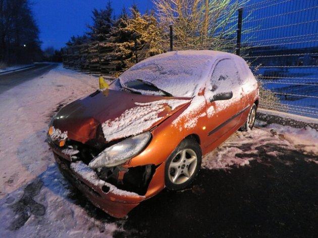 Dopravní nehody v Karlovarském kraji.