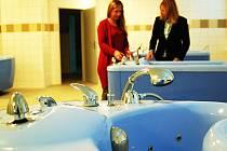 V OSTROVSKÉ NEMOCNICI slouží od loňska rekonstruovaný pavilon, kde je psychiatrie a rehabilitace.