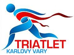 Logo Triatlet Karlovy Vary.