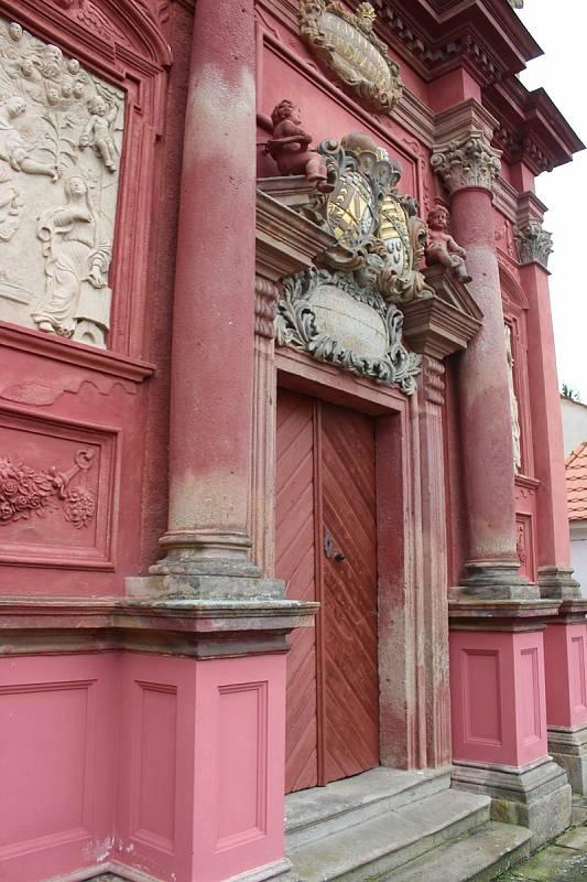 Einsiedelnská kaple.