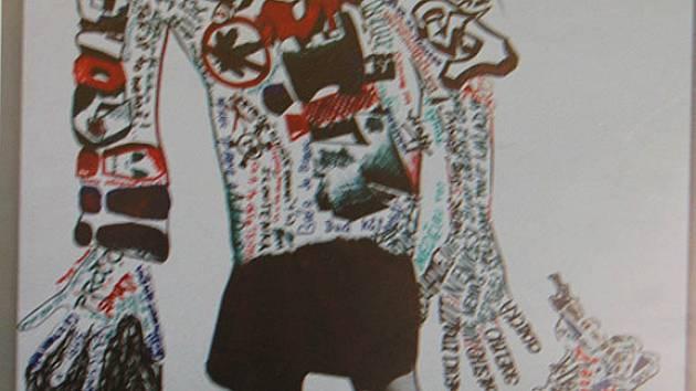 Propagační plakát k projektu 'Nenech se spoutat'.