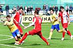 FC Slavia Karlovy Vary – FC Písek fotbal 2:0 (1:0).