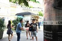 Karlovy Vary jsou mezi asijskými návštěvníky stále oblíbené. K tomu pomáhá i trvalá snaha zvýšit zájem o tuto destinaci