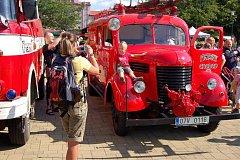 Oslavy 140. výročí založení první dobrovolné jednotky hasičů se uskutečnily v sobotu v Ostrově.