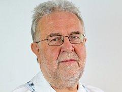 Primář oddělení soudního lékařství ze sokolovské nemocnice MUDr. Rudolf Macháček.