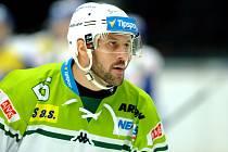 Útočník Ivan Rachůnek, HC Energie Karlovy Vary.