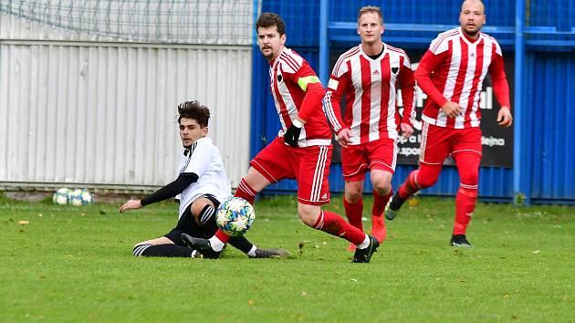 Fotbalisté Chodova předvedli v Nejdku dokonalý obrat, nakonec vyhráli 4:3.