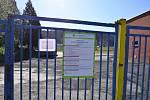 Uzavřeno. Všechna vnitřní i otevřená sportoviště jsou do odvolání zavřená.