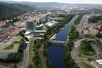 Vizualizace Central parku Karlovy Vary