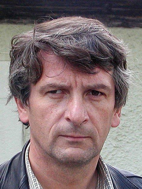 Robert Petro, starosta Horní Blatné.