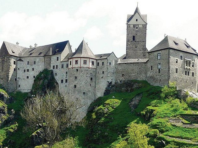 Loketský hrad