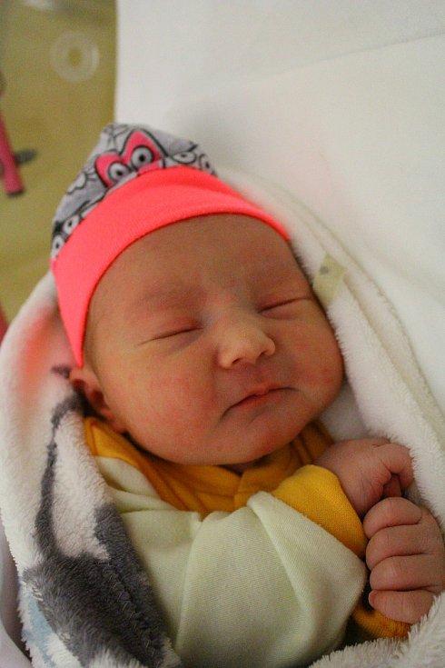 Magdaléna Kratochvílová z Pramenů se narodila 14. listopadu