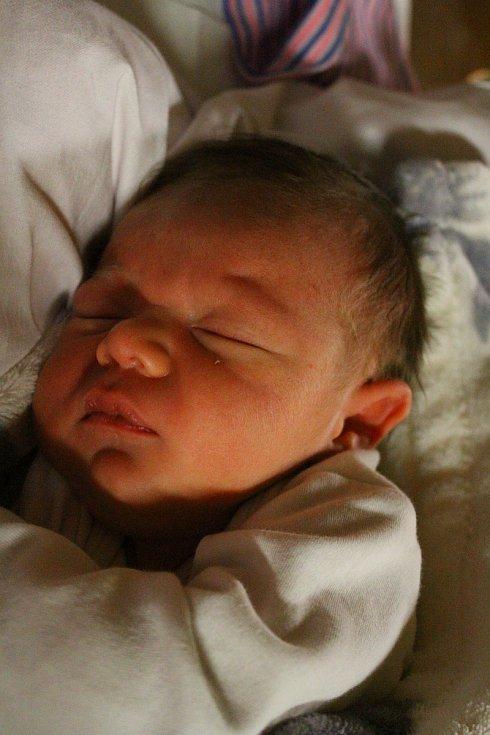 Dominik Bujanský z Ostrova se narodil 30. října