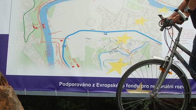 Z dotací ROP vznikají i desítky kilometrů nových cyklostezek.