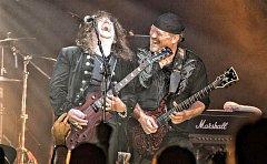 Návštěva sobotního koncertu je pro fandy rocku povinností. Éterem zazní i hity Home Sweet Alabama nebo Train Train
