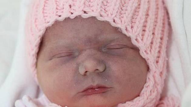 Martinka Kukučková z Chodova se narodila 24.6.2011