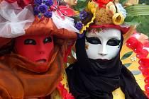 Karlovy Vary ožily karnevalem