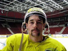 hokejista Michal Vachovec