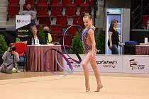 Krása a elegance, to je moderní gymnastika, která si v sobotu 15. června podmaní posedmé lázeňské město.