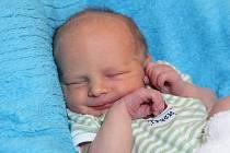 Tommy Suchan z Karlových Varů se narodil 25. 10. 2011