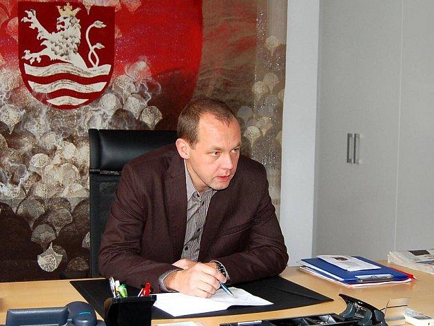 Petr Kulhánek, primátor města Karlovy Vary