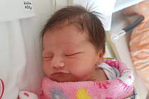 Laura Ladičová z Habartova se narodila 17.9.2019
