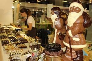 Čokoládový festival v Karlových Varech