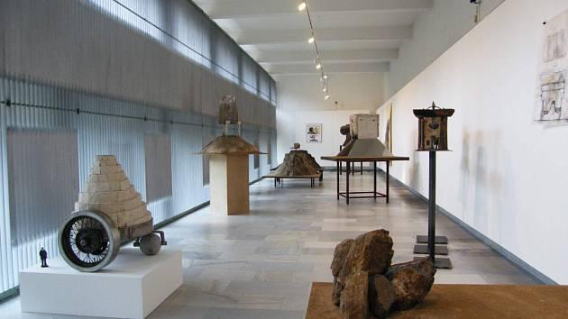 Galerie umění Karlovy Vary.