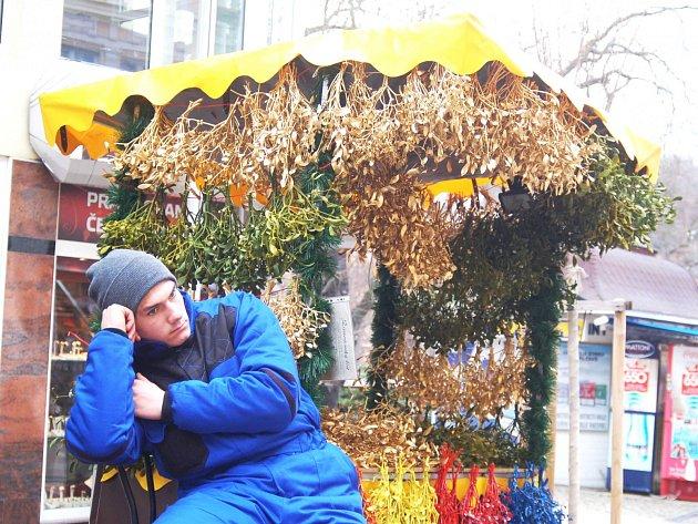 V Karlových Varech začaly tradiční Vánoční trhy