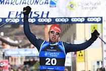 Bauer Ski Team opět v rámci Visma Ski Classics řádil, když Ilja Černousov dojel první, Kateřina Smutná pak skončila v kategorie žen druhá.