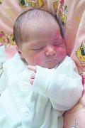 Amálka Altmanová z Plesné se narodila 19. 3. 2012
