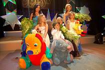 Republikové finále charitativní soutěže (o nejsympatičtější maminku a dítě) Missis 2011 se konalo v Mariánských Lázních