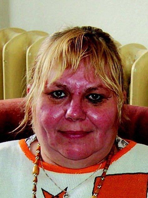 Svědkyně události Olina Solomonová ze Sokolova.