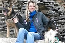 Pavlína Málková: Cvičíme psy, aby z nich byli sebevědomí a ovladatelní parťáci