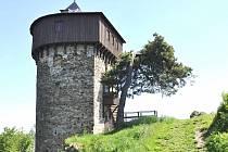 BOCHOVSKÁ DOMINANTA, hrad Hartenštejn, konečně přivítá návštěvníky. Jeho otevření doplní i dobové tance či řemesla.