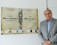 Ředitel Kaliningradského oblastního historicko-uměleckého muzea Sergey Yakimov.