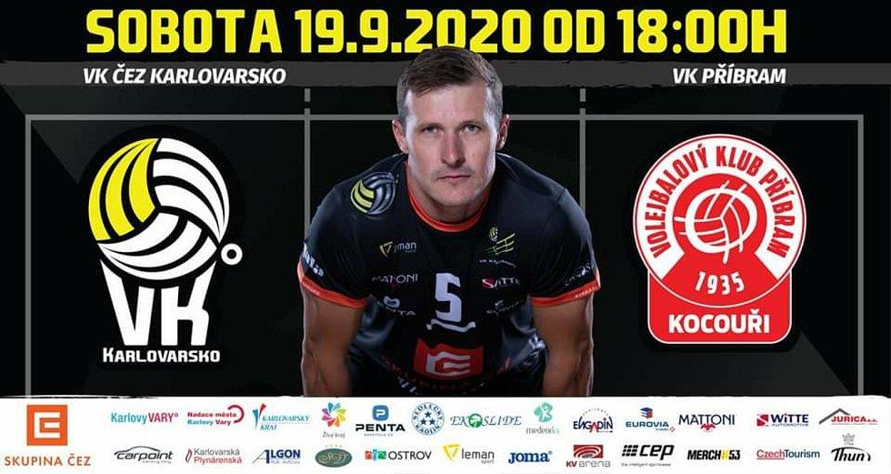 VK ČEZ Karlovarsko - sezona 2020/2021