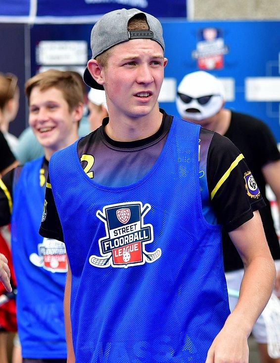 Street Floorball League - Karlovy Vary 2019.