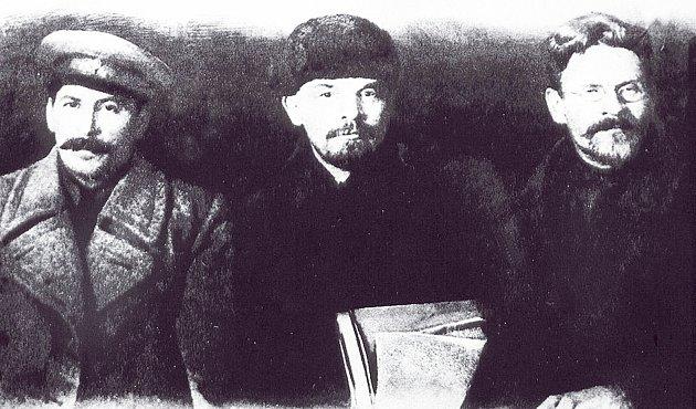BOLŠEVICKÝ GANG změnil celé Rusko.