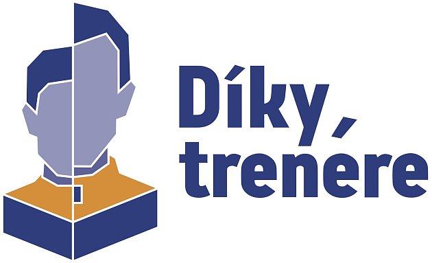 Logo Díky, trenére