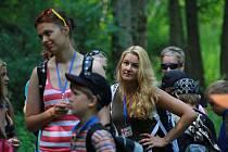 Tábor v Manětíně