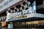 V Karlových Varech jsou přípravy na 54. ročník Mezinárodního filmového festivalu.