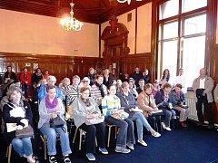 EVROPSKÁ díla loni přitáhla hojnou účast. Noc literatury se v Karlových Varech konala poprvé.