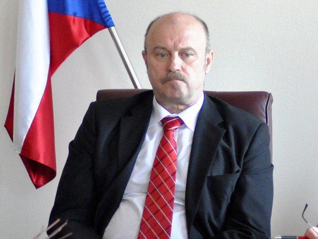 Bývalý hejtman Josef Novotný opouští řady ČSSD.